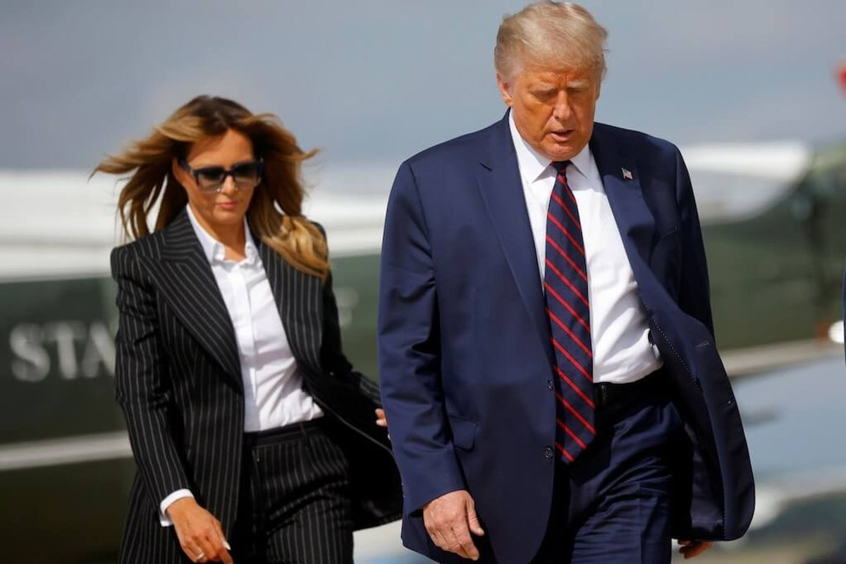 Age, Weight Factor Into Trump's COVID-19 Recovery Prognosis