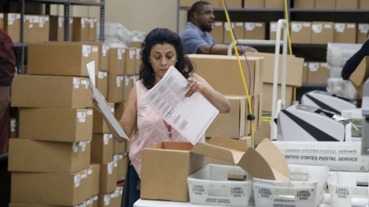 Vote Tallies Due in Florida's Tight Senate, Governor Races