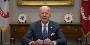 President Biden Participates in a Virtual Call to Congratulate the NASA JPL Perseverance Team
