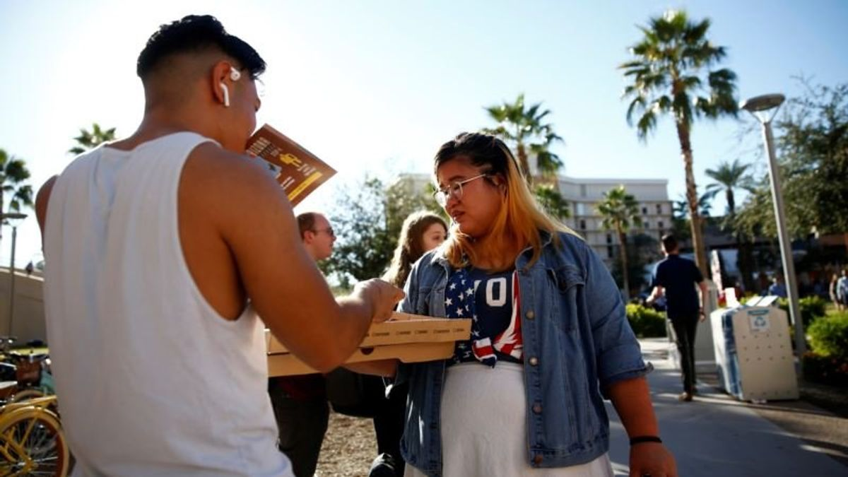 Young Voters Turn Out at 'Extraordinary' Rate in Midterms
