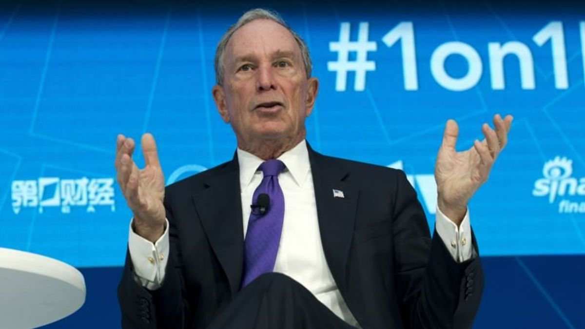 Bloomberg Mulling a Run for President as a Democrat