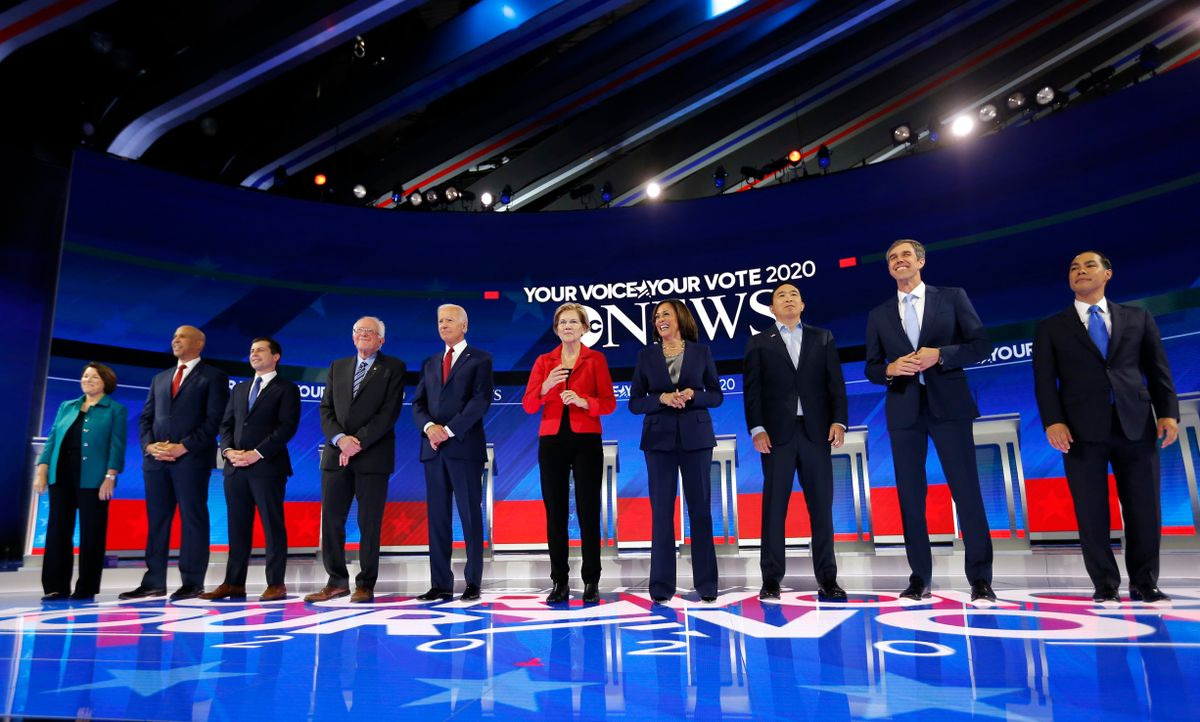 US Democrats Announce Tighter Criteria for Fifth Presidential Debate