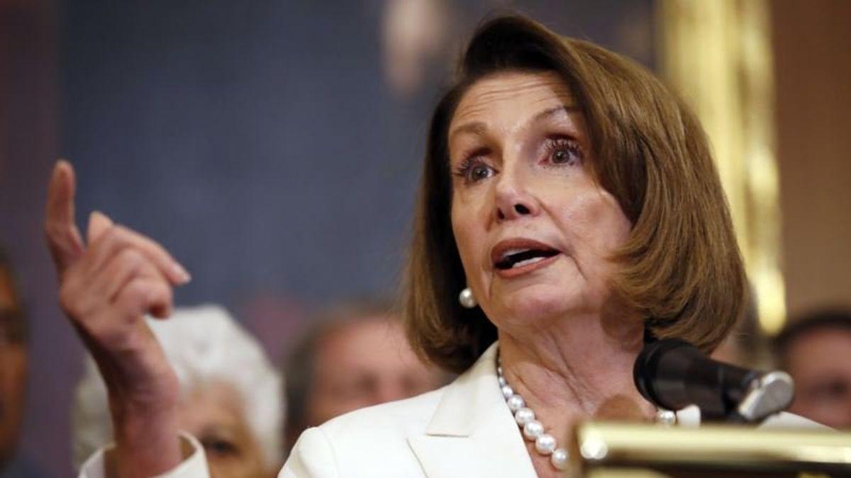 Pelosi Outlines Agenda if Democrats Retake House