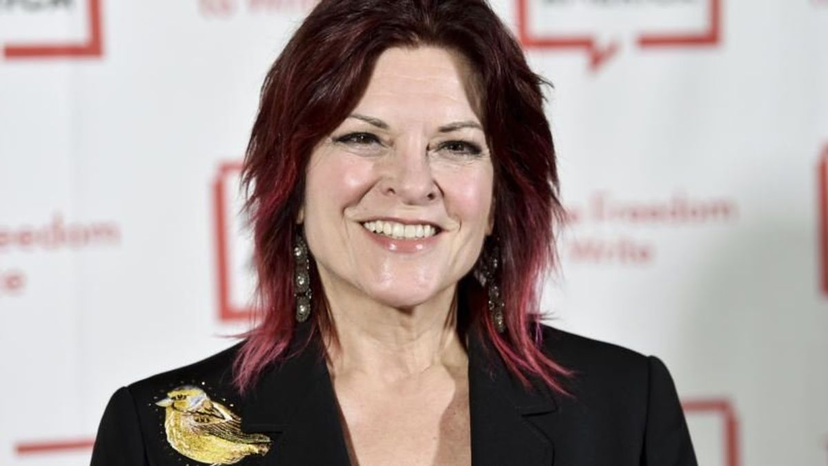 Rosanne Cash Calls Threats to Journalism 'Really Alarming'