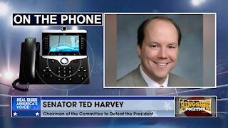 """Former CO Sen Ted Harvey says the #BidenBorderCrisis is """"treasonous"""" and calls for impeachment."""