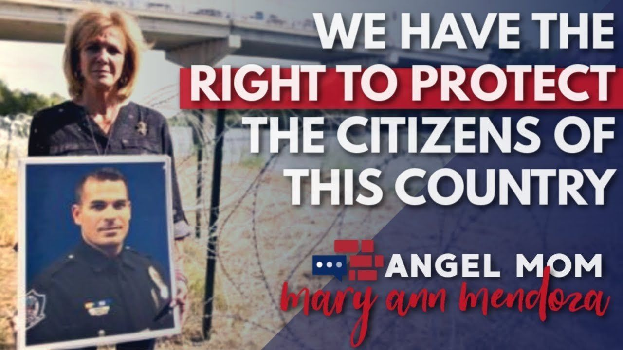 Angel Mom Gets Justice On The Border