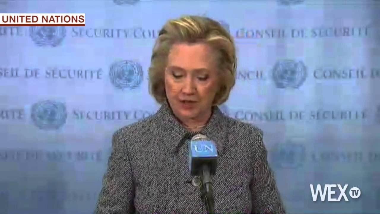Hillary Clinton hits GOP senators on Iran open letter