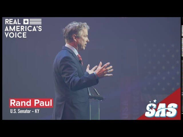 Rand Paul – What if everything they told you is a lie?