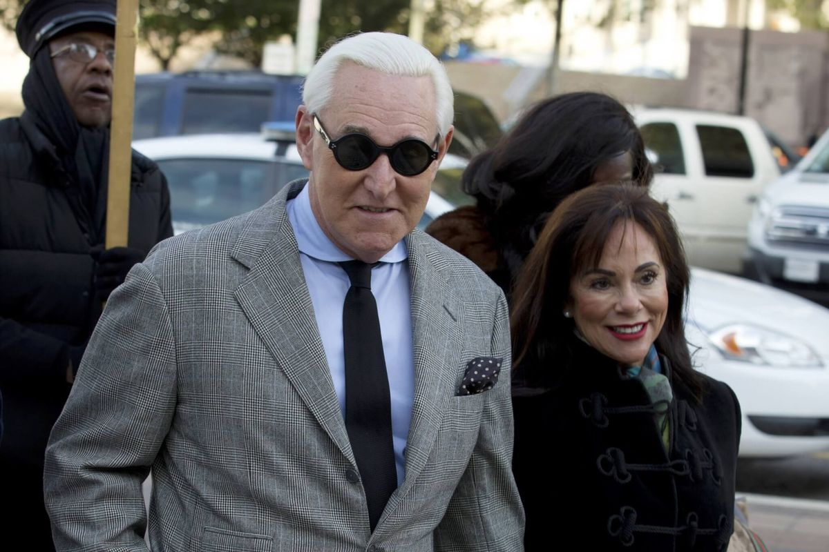 Jury in Trial of Trump Adviser Stone Ends First Day of Deliberations Without Verdict