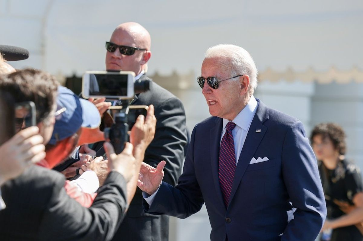 Biden Pushes for Adoption of Infrastructure Package