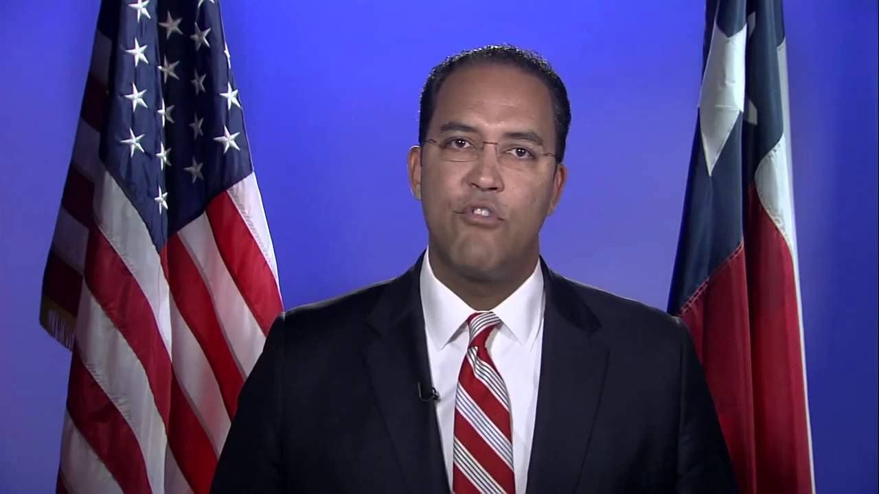 Will Hurd: Let's 'take our government back'