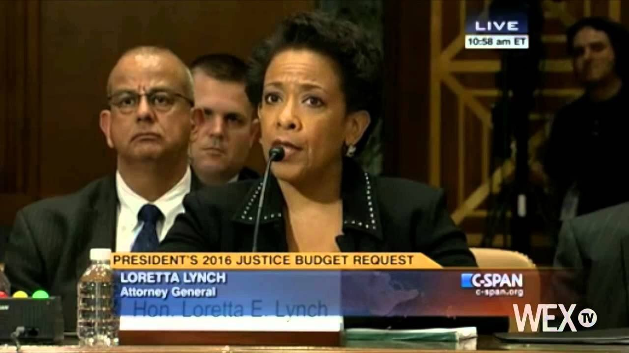 AG Lynch dodges immigration questions at Senate hearing