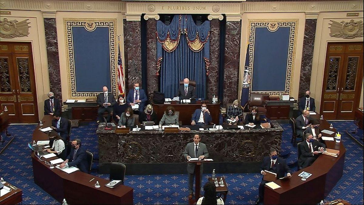 Impeachment Prosecutor: Trump Was 'Inciter in Chief'