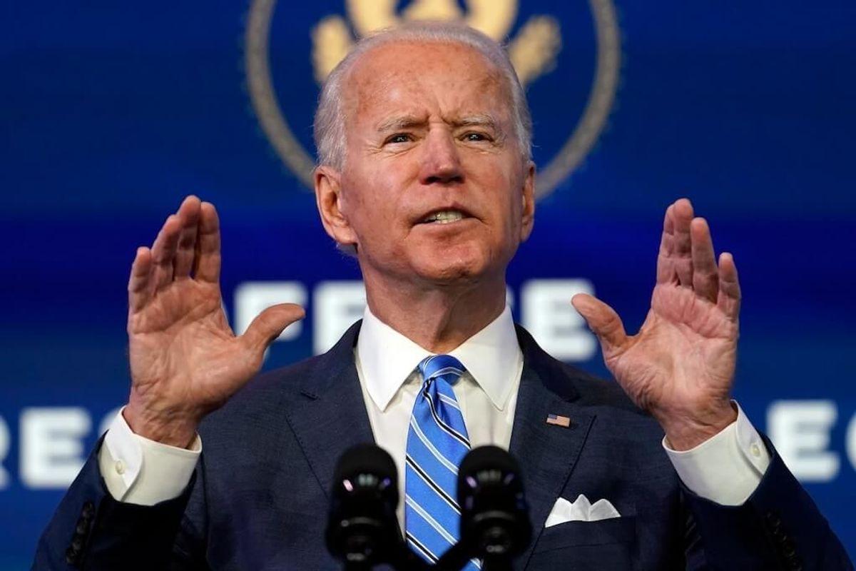 Biden Pledges to Change Immigration, Lays Out Plan
