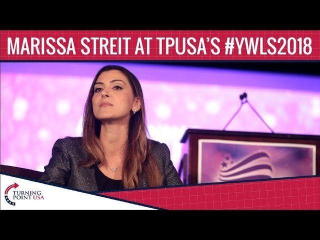 Marissa Strait At TPUSA's Young Women's Leadership Summit 2018