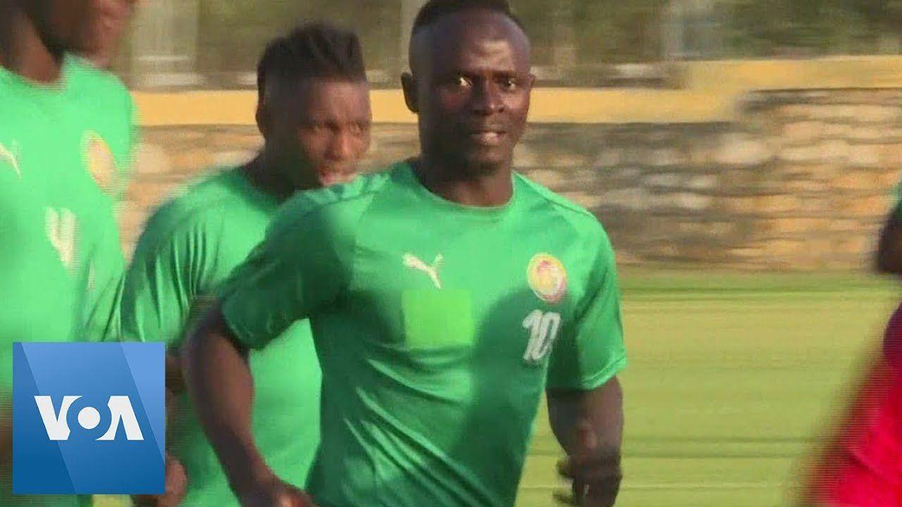 Sadio Mane Trains With Senegal Ahead of Benin Clash