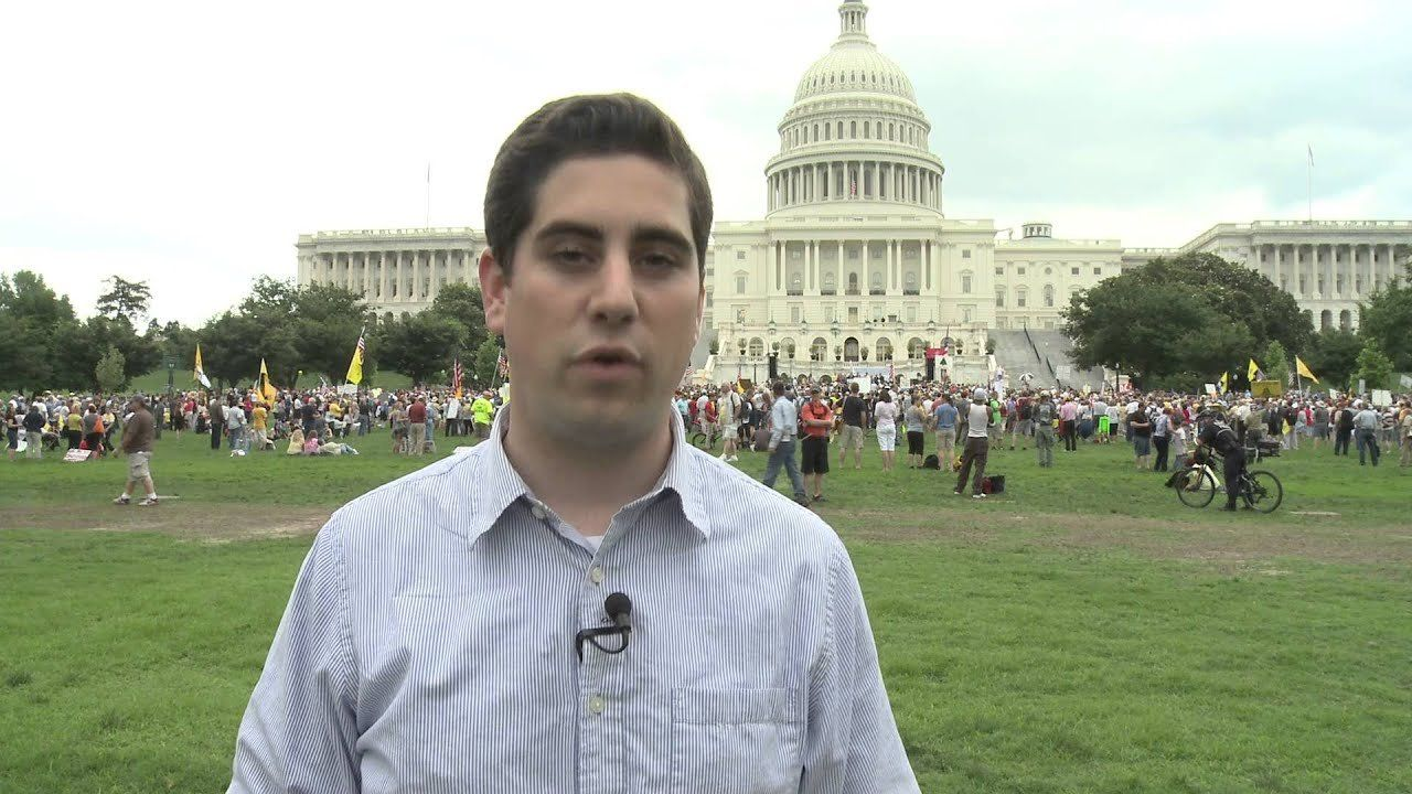 Tea Party Patriots rally against IRS at Capitol