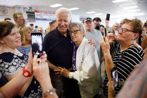 Biden, Buttigieg Say No Compromises on Overhauling Gun Laws