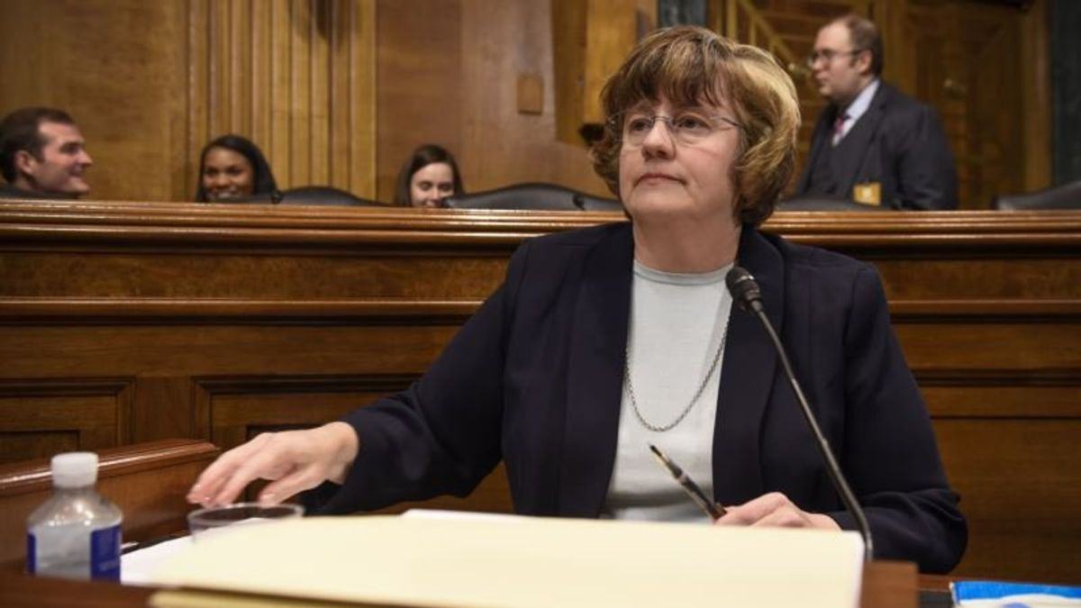 Woman Representing Republicans at Kavanaugh Hearing Is Seasoned Prosecutor