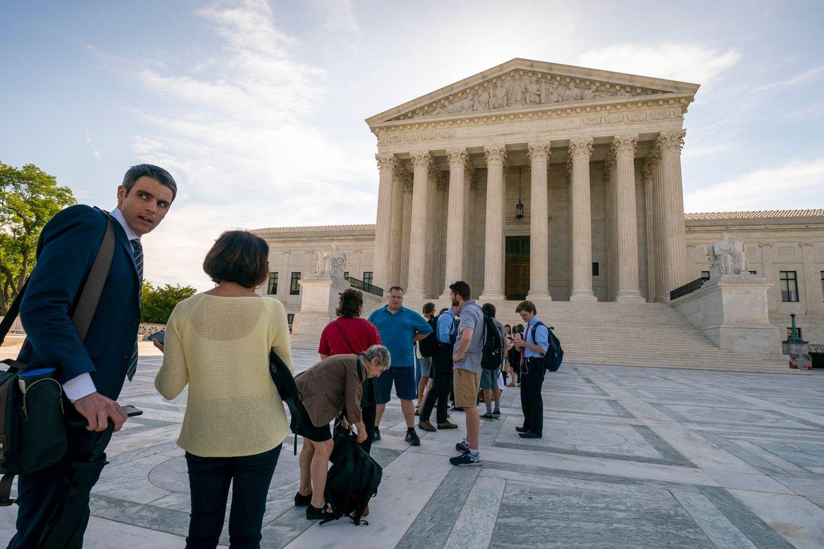Virginia Republicans Lose in US Supreme Court Racial Gerrymandering Case