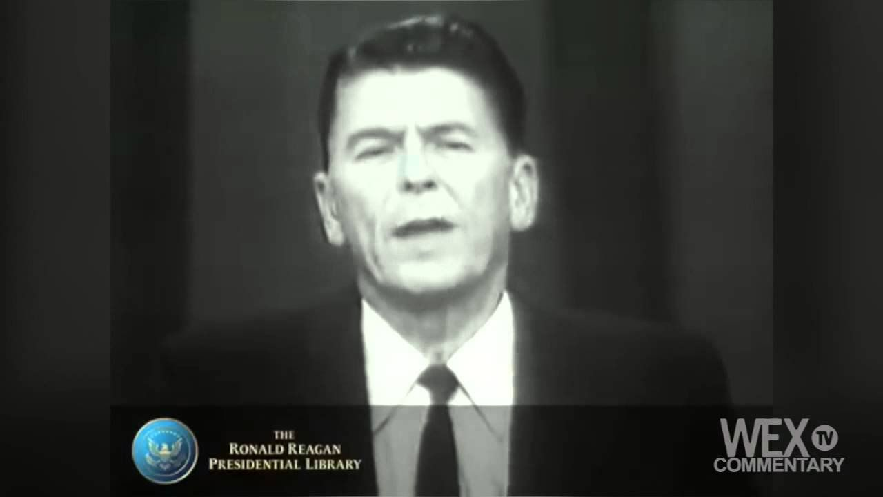 Historic Ronald Reagan speech turns 50