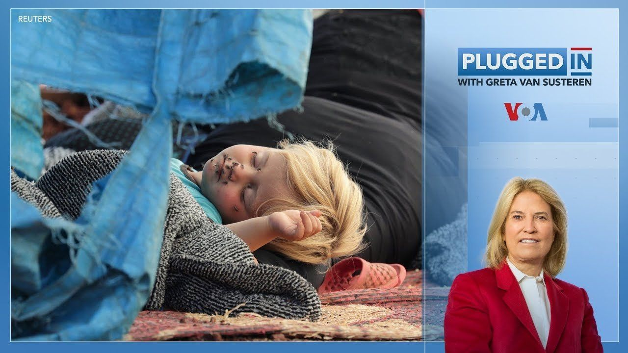 The Global Refugee Crisis   Plugged In with Greta Van Susteren