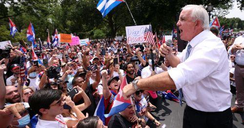 Congressman alleges Biden border policy aims to make illegals tomorrow's 'Democrat voters'