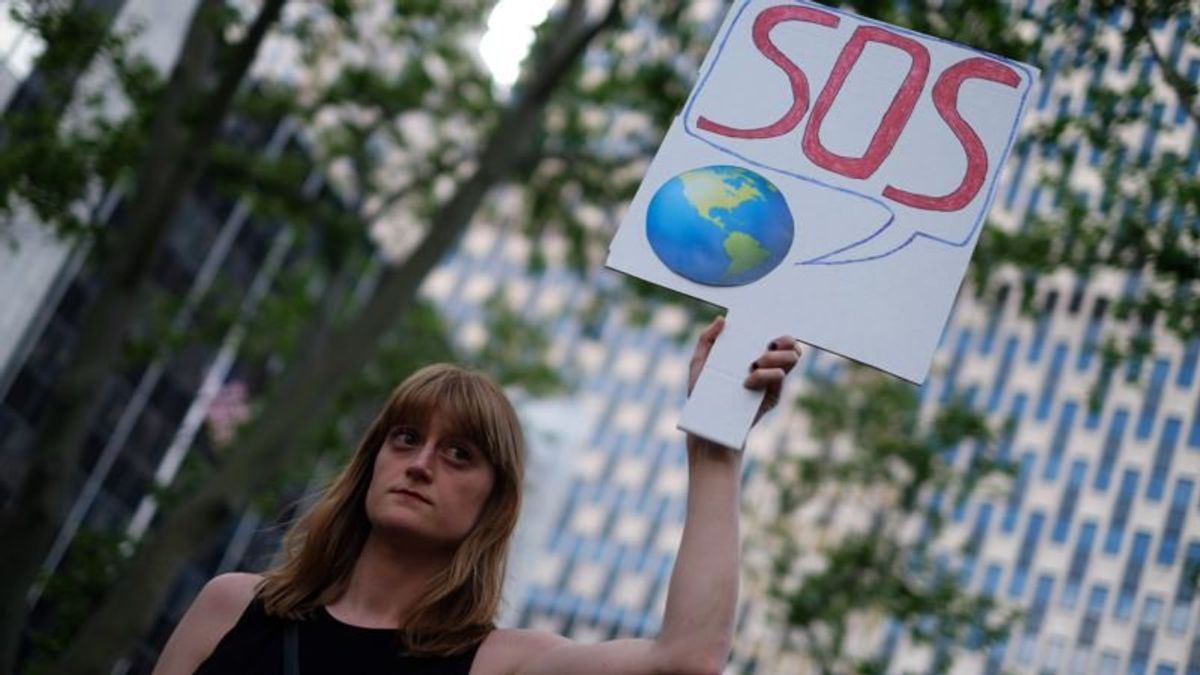 Americans 'Alarmed' by Climate Change Double in Just 5 years