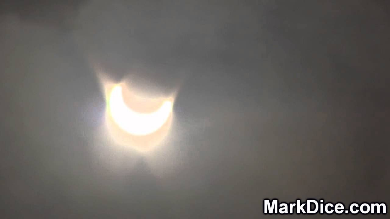 Ring of Fire Solar Eclipse – May 20th 2012 San Diego, CA