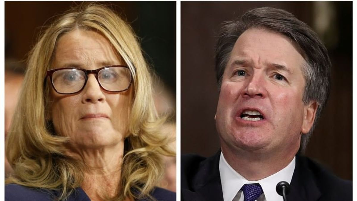 Ford, Kavanaugh Testify; Senators Vote Today