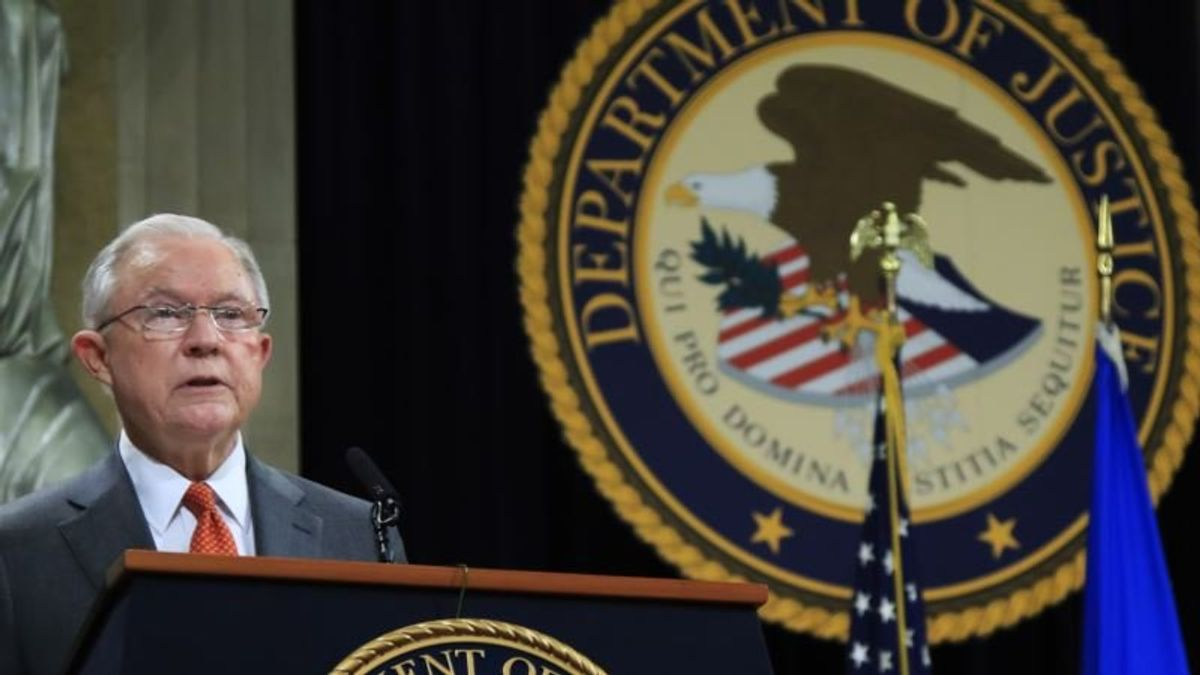 Attorney General Sessions' Order to Speed Immigration Cases