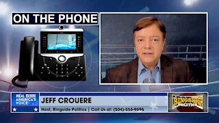 Jeff Crouere on the continuing #BidenBorderCrisis and Illegal Immigration