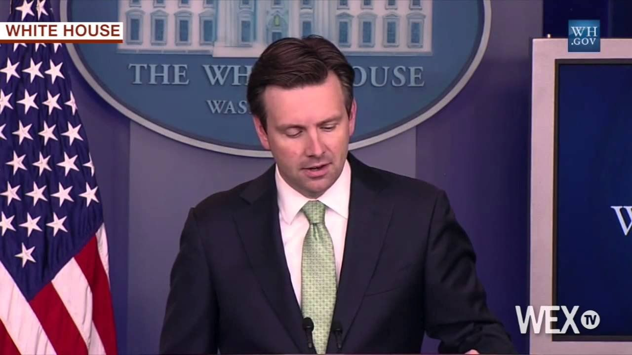 White House won't deny aircraft carrier was dispatched to block Iranian weapons shipments