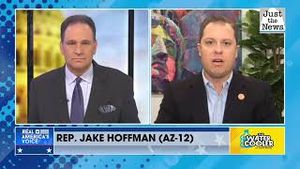 """""""This is nothing more than the politicization of the Department of Justice."""" - Rep. Jake Hoffman"""