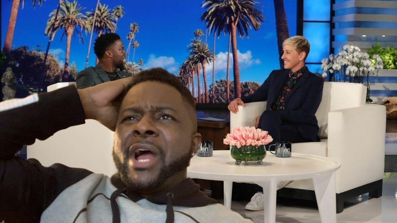 Liberals Turn On Ellen DeGeneres For Defending Kevin Hart (PC Culture)