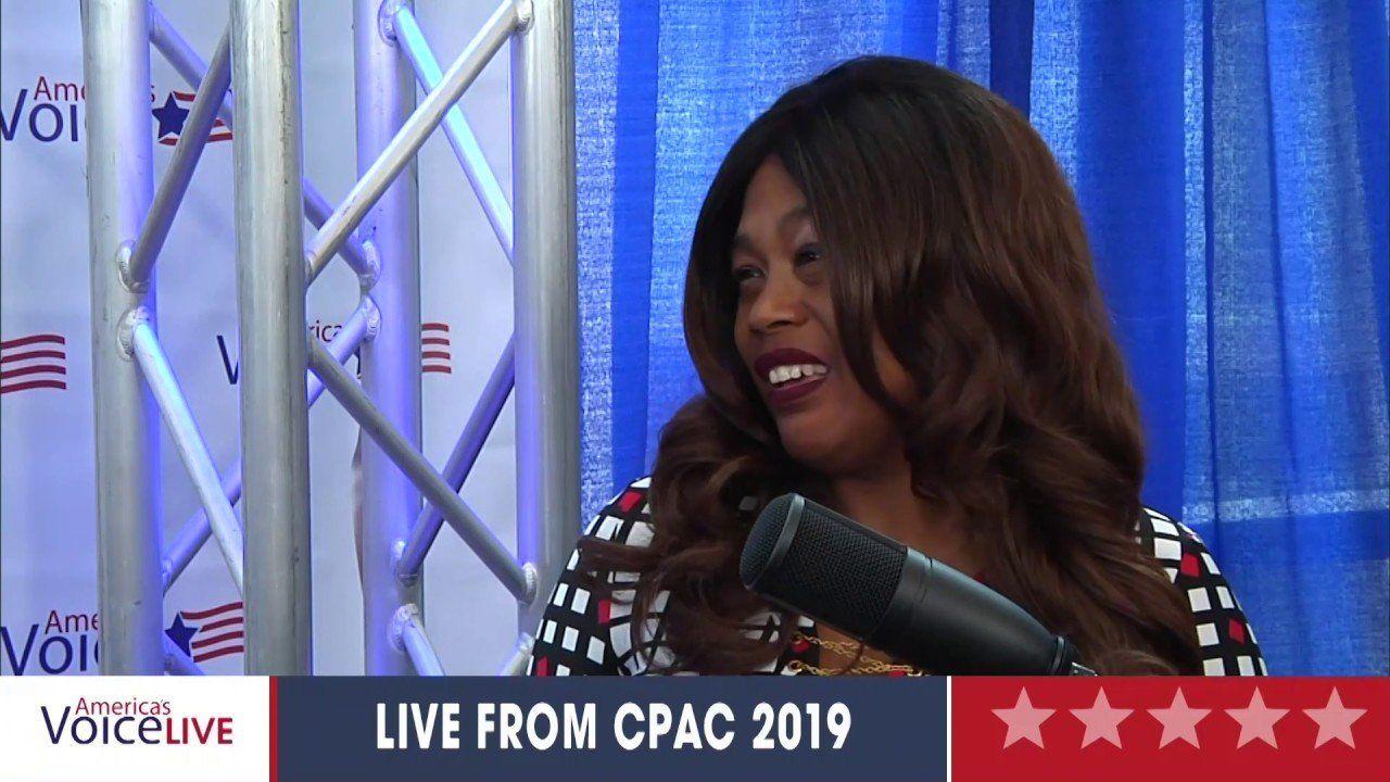 Kira Innis Interview CPAC 2019