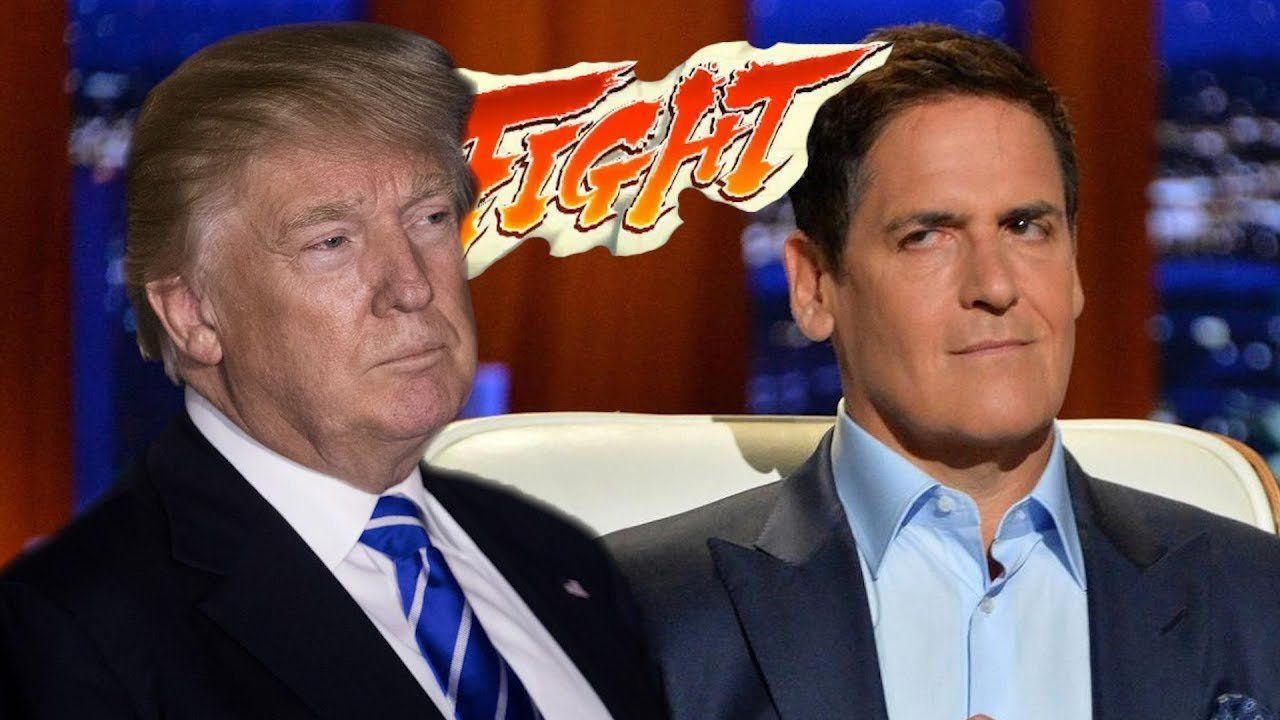 Is Mark Cuban the Democrat version of Trump?