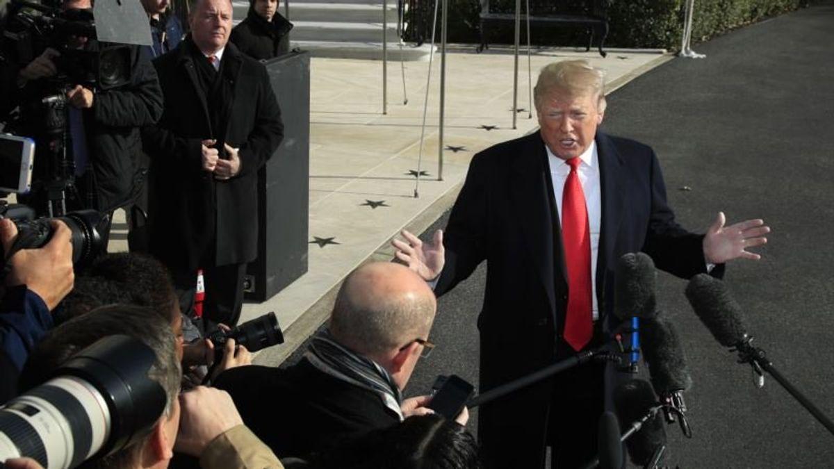 Report: Federal Prosecutors Probing Trump Inauguration Spending