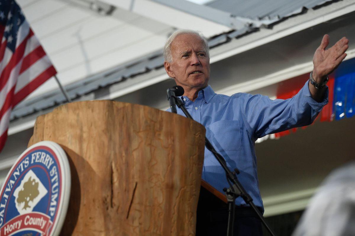 Biden, Other Hopefuls Set for Down-home Southern Politics