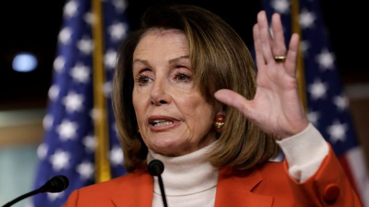 Pelosi Vows to Become US House Speaker Despite Opposition