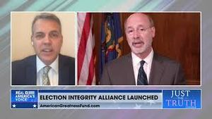 Mike Donnelly discusses election integrity