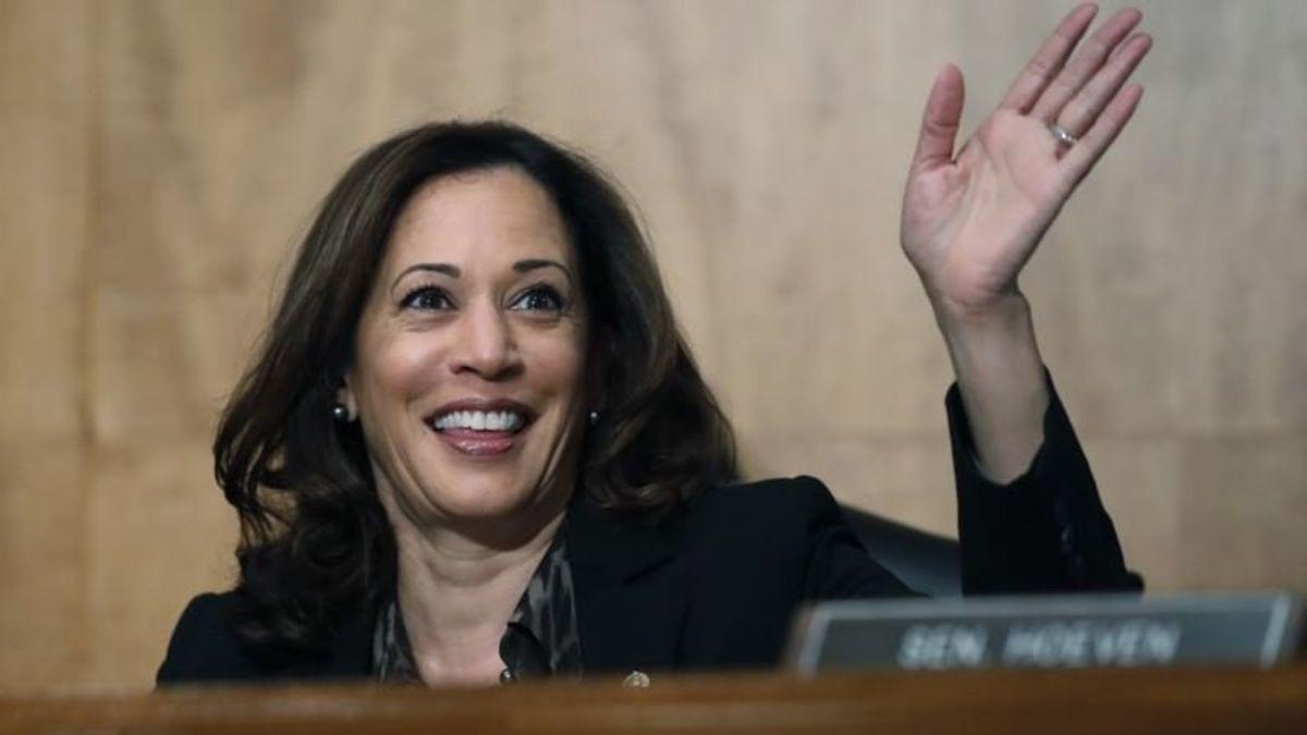 Eyeing 2020, Harris Addresses Prosecutorial Past in Memoir