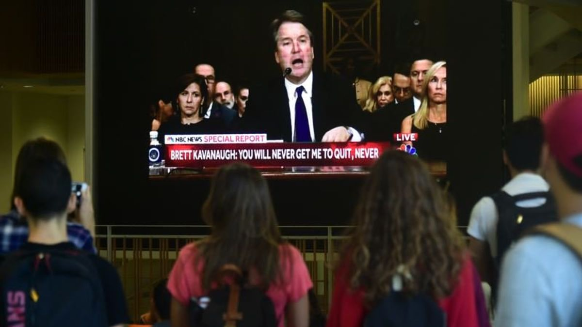 Before the Full Senate, Kavanaugh's Fate Lies in Hands of a Few