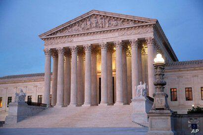 US Supreme Court in Washington, DC