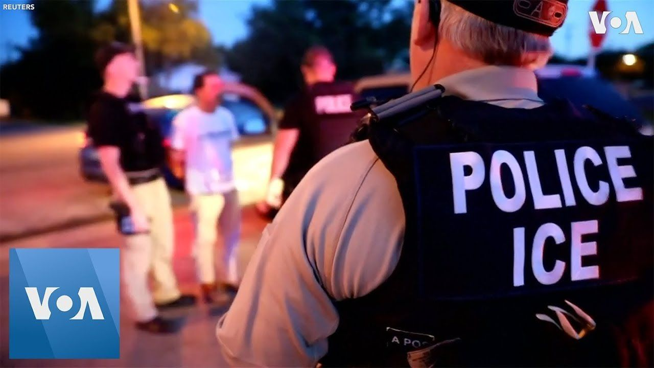 ICE Officers Make Arrests in Texas, California