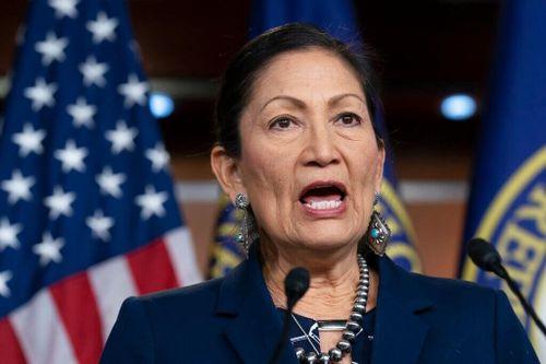 Biden Names Deb Haaland as First Native American to Head Interior