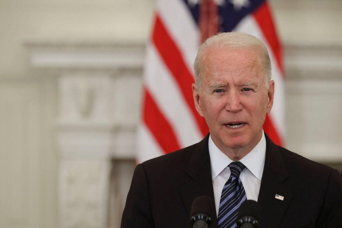 Biden Takes on Gun Violence Warning of Summer Spike