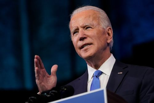 'Democracy Prevailed,' Biden Declares After Electoral College Vote