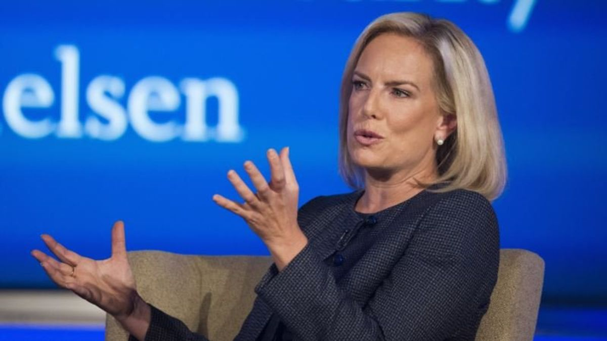 DHS Secretary: US Election Infrastructure Safe for Now