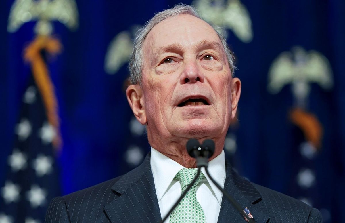 Bloomberg's Soft-on-China Trade Policy Unique in Democratic Presidential Field